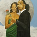 Love At Full Moon by Angelo Thomas