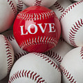 Love Baseball by Garry Gay