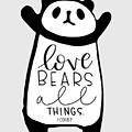 Love Bears All Things by Nancy Ingersoll