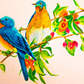 Love Birds by B Janas