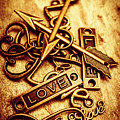 Love Charms In Romantic Signs And Symbols by Jorgo Photography - Wall Art Gallery