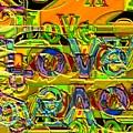 Love Contest by Ron Bissett