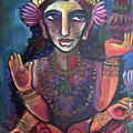 Love For Lakshmi by Laurie Maves ART