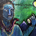 Love For Shiva by Laurie Maves ART