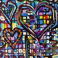 Love Hearts by Catherine Gruetzke-Blais