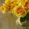 Love In A Vase by Rebecca Cozart