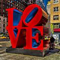 Love In Nyc by Nick Zelinsky