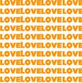 Love In Orange  by LogCabinCottage