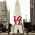 Love In Philadelphia by Bill Cannon