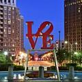 Love In Philadelphia by Frozen in Time Fine Art Photography