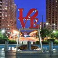 Love In Philly by Skyline Photos of America