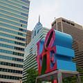 Love In The City - Philadelphia by Bill Cannon