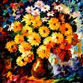 Love Irradiation  by Leonid Afremov