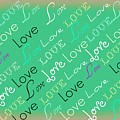 Love Letters by Donna Bentley