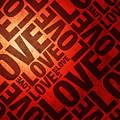 Love Letters by Michael Tompsett