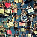 Love Locks by John Magyar Photography