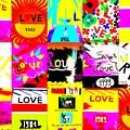 Love Love Love  by Funkpix Photo Hunter