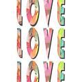 Love Love Love Phone Case by Edward Fielding