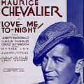 Love Me To-night by Mel Thompson