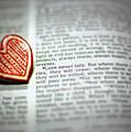 Love Never Fails by Cricket Hackmann