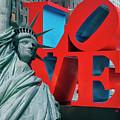 Love New York by Dorival Moreira