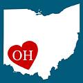 Love Ohio White by Custom Home Fashions