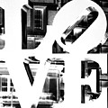 Love Philadelphia White  by Terry DeLuco