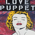 Love Puppet by Glenn Vaags