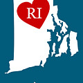 Love Rhode Island White by Custom Home Fashions