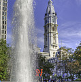 Love Sculpture Philadelphia  by David Zanzinger