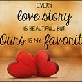 Love Story by Teresa Wilson