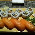 Love Sushi by Samantha Poli