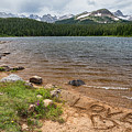 Love The Colorado Rocky Mountains by James BO  Insogna