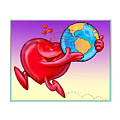 Love The Planet by Nato  Gomes