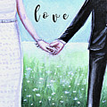 Love Together by Elizabeth Robinette Tyndall