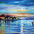 Love With The Sea by Leonid Afremov
