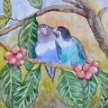 Lovebirds by Fidan Rustamli