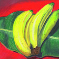 Lovely Bunch Of Bananas by Arlene Crafton