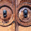 Lovely Double-door   Rome by Merton Allen