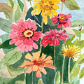 Lovely Flowers by Dorothy Karle Griffith