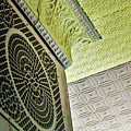 Lovely Patterns Of An Old School Interior by Laura Birr Brown