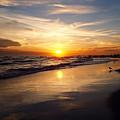 Lovely Sunset by Patrick Byrnes