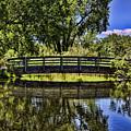 Lovers Bridge by Steven Parker