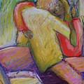Lovers Embrace by Angelina Marino