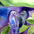 Lovers by Janet Doggett