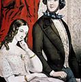 Lovers Quarrel, 1846 by Granger