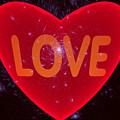 Loving Heart by Ernst Dittmar