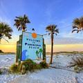 Loving Pensacola Beach by JC Findley