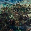 Lovis Corinth Tapes 1858-1925 Zandvoort Coast At Nienhagen. 1917th by Lovis Corinth