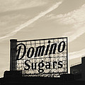 Low Angle View Of Domino Sugar Sign by Panoramic Images